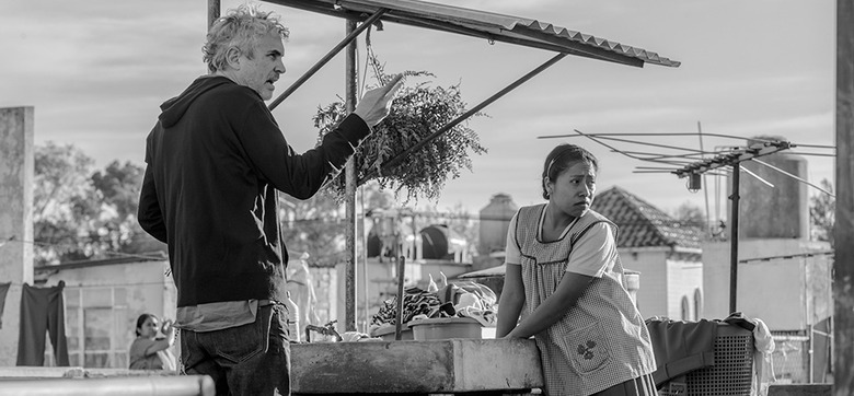 Roma Theatrical Release