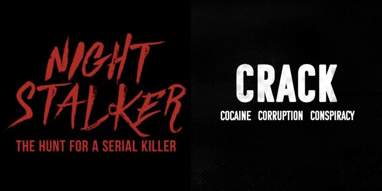 netflix true crime trailers