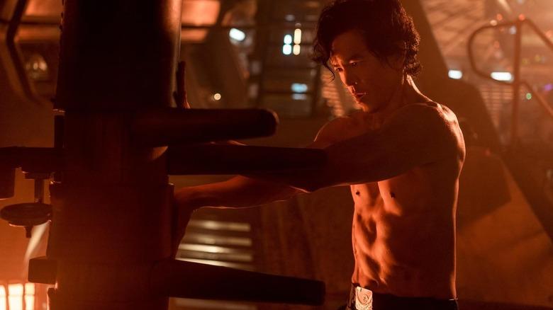 Netflix s Cowboy Bebop Looks To Firmly Establish John Cho As A Sci-Fi Fashion Icon