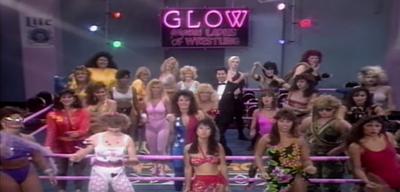 Netflix's Wrestling TV Series G.L.O.W.