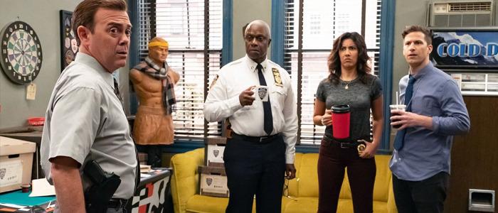 Network TV shows - Brooklyn Nine Nine