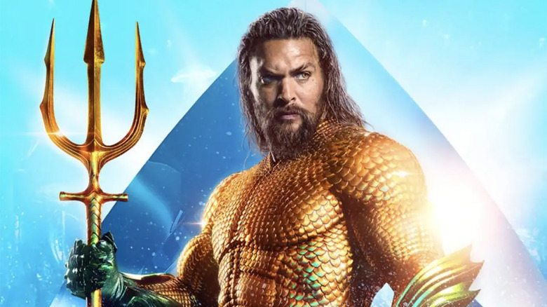 New Aquaman Suit Revealed By Director James Wan Takes A Cue From 1980s Comics