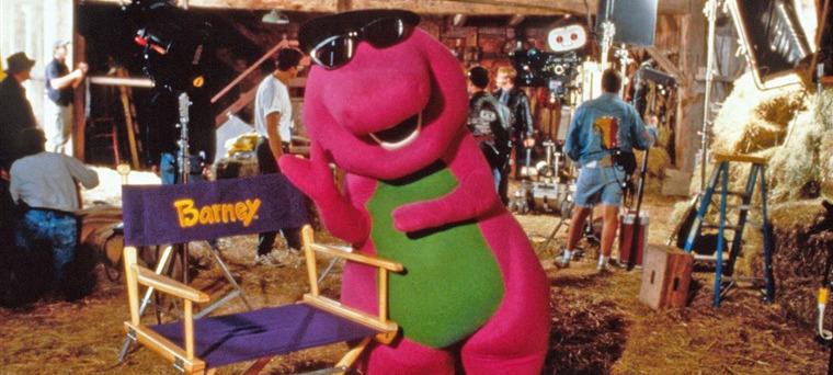 New Barney Movie