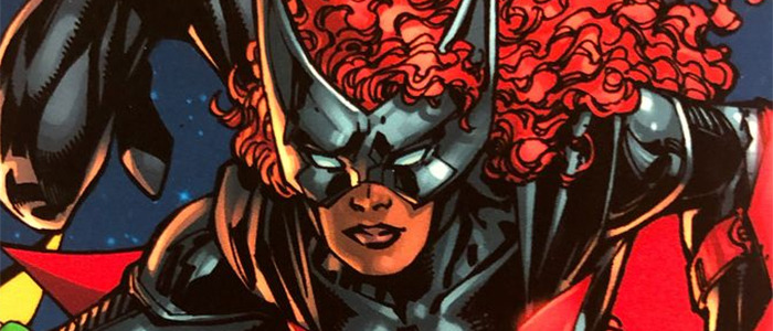 New Batwoman First Look Photo