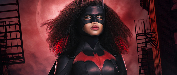 New Batwoman suit