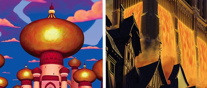 New Ben Harman Disney Posters