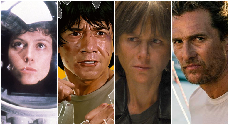 New Blu-ray Releases police story