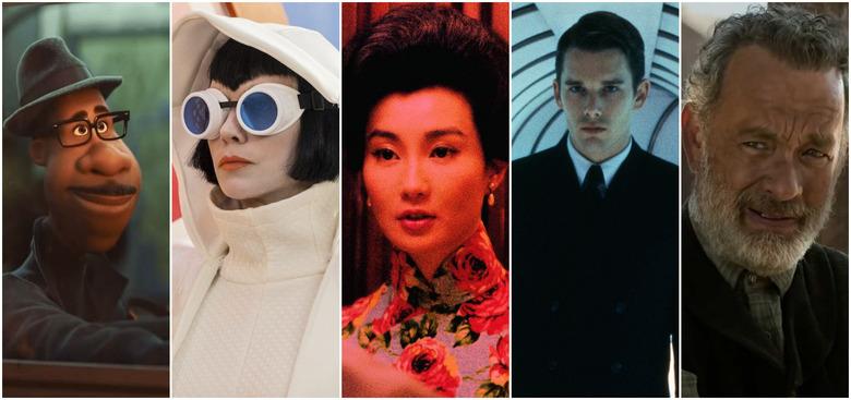 New Blu-ray Releases World of Wong Kar Wai