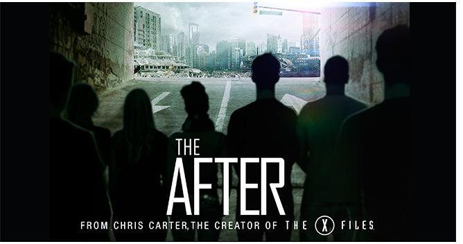 New Chris Carter series canceled