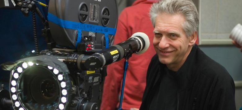 new david cronenberg movie