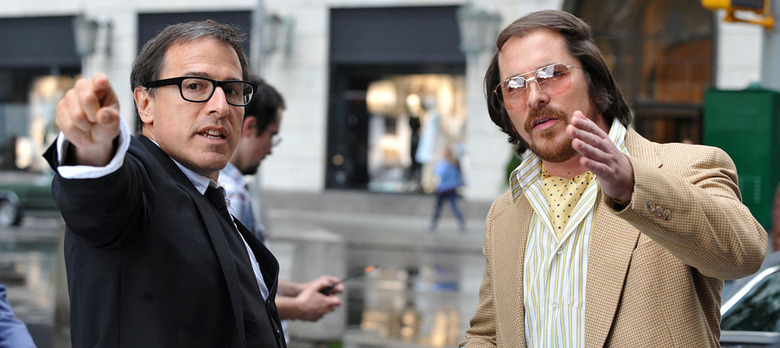 New David O. Russell Movie with Christian Bale