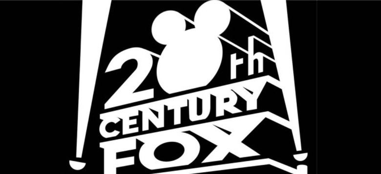 Fox Films at Disney