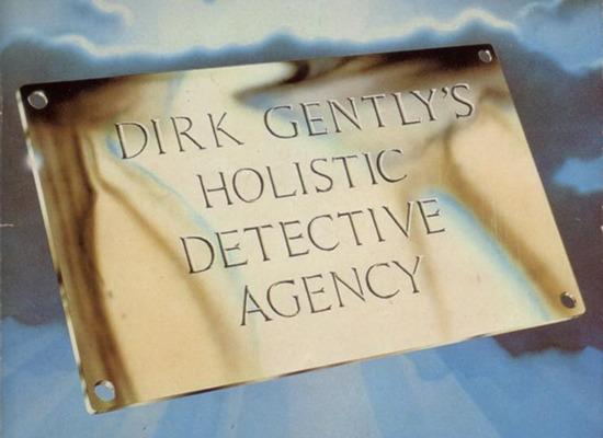 new Dirk Gently TV series