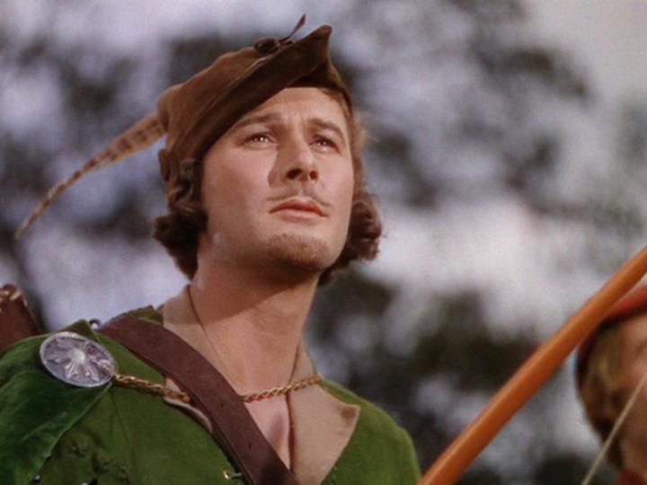 new disney Robin Hood
