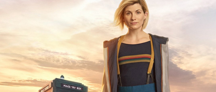 New Doctor Who First Look