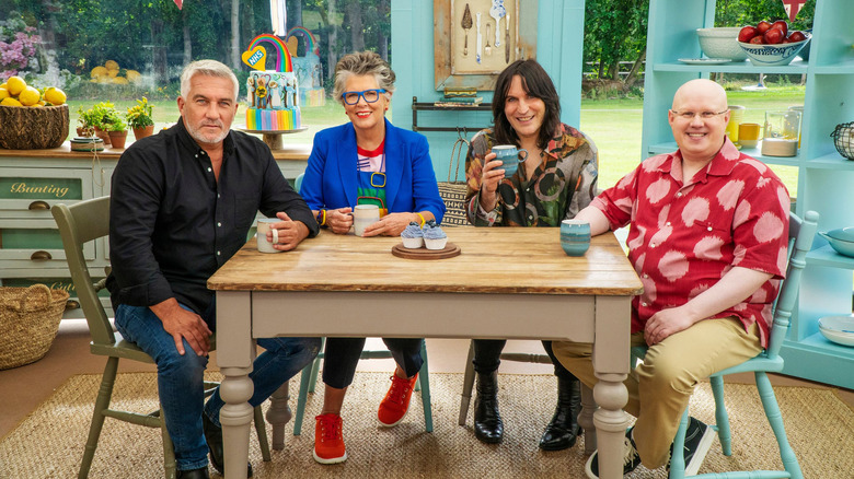 New Episodes Of The Great British Baking Show Hit Netflix This Month
