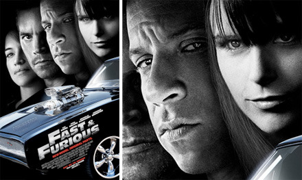 fast and furious poster big head