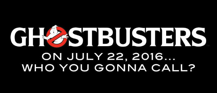New Ghostbusters photo