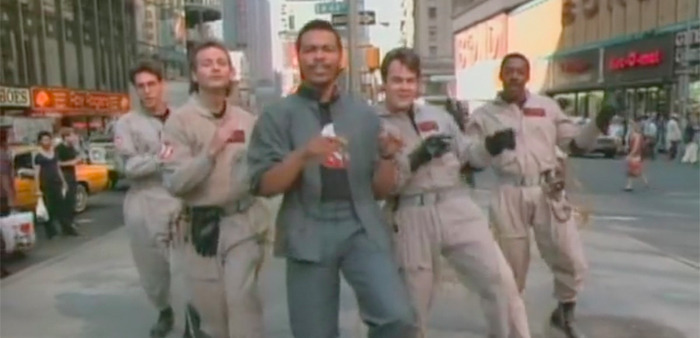 New Ghostbusters Theme Song