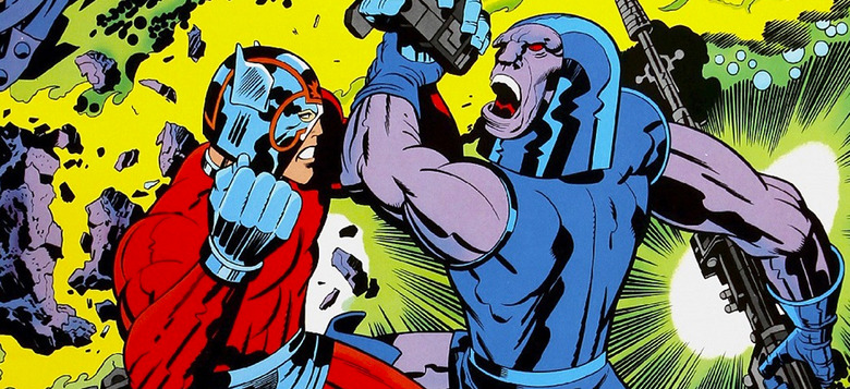 New Gods Movie Characters