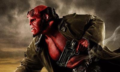 Hellboy 2 Poster