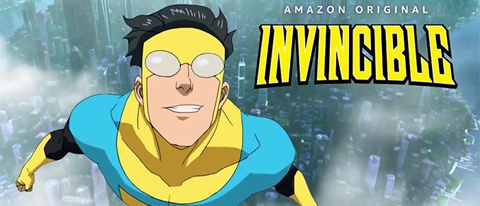 Invincible Voice Cast