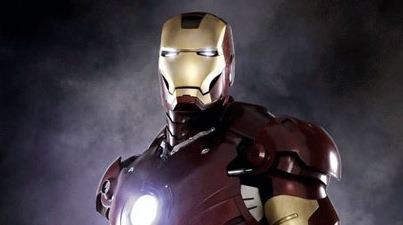 Iron Man Full Body