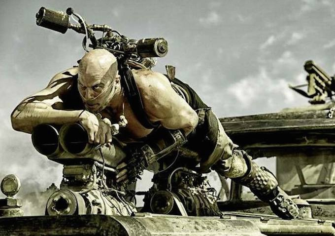 new Mad Max Fury Road images
