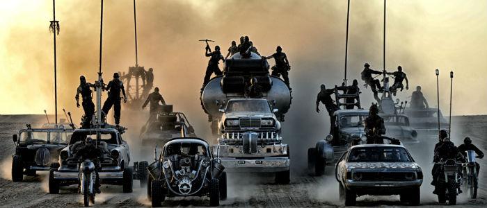 Mad Max Fury Road cars 700
