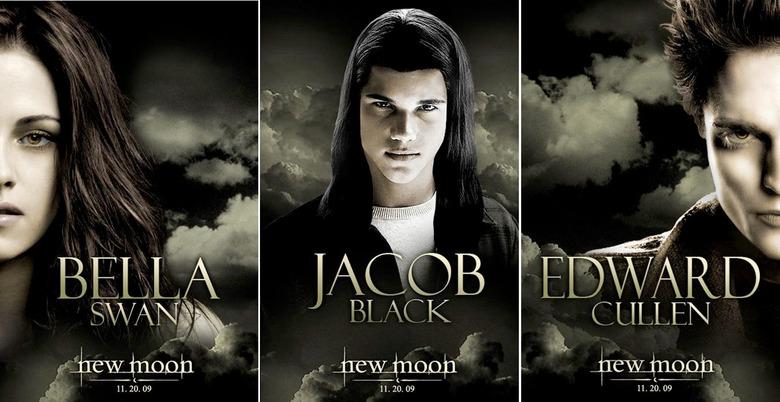 new moon fan posters