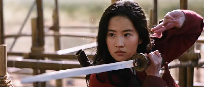 New Mulan Trailer