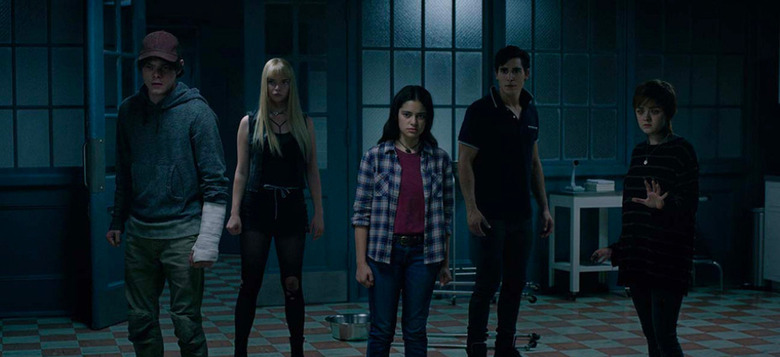 new mutants behind-the-scenes