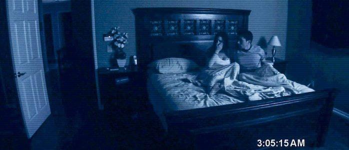 Paranormal Activity Reboot