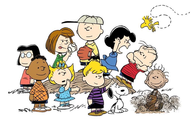 New Peanuts movie
