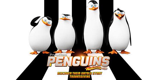 new Penguins of Madagascar trailer