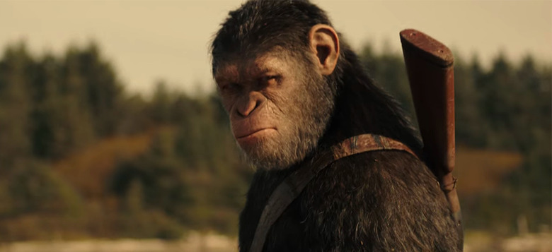 new planet of the apes