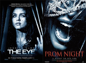 New Posters: The Eye, Prom Night