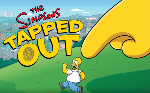 Simpsons Tapped Out Logo
