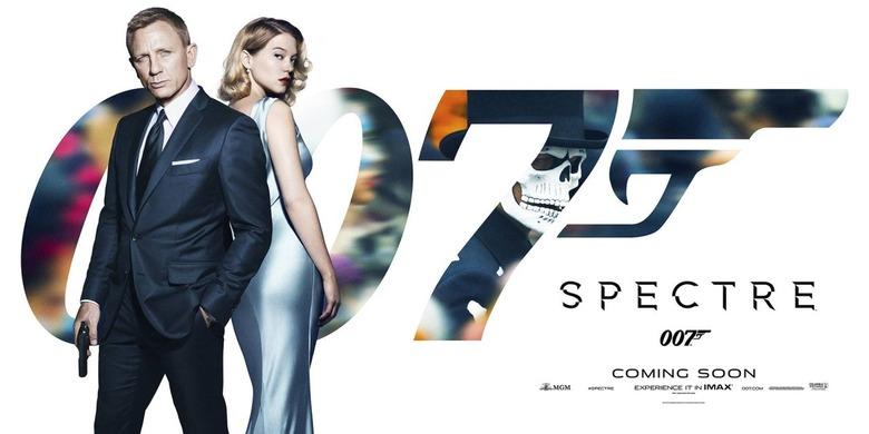 spectre TV spot