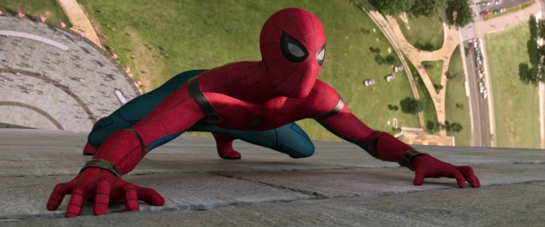 New Spider-Man Far From Home Suits