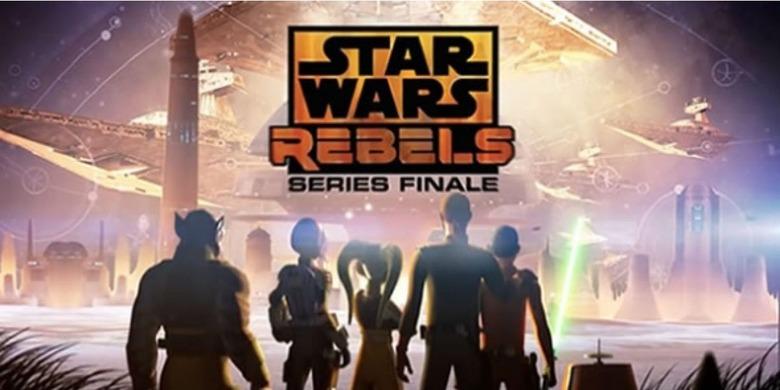 Star Wars rebels ending