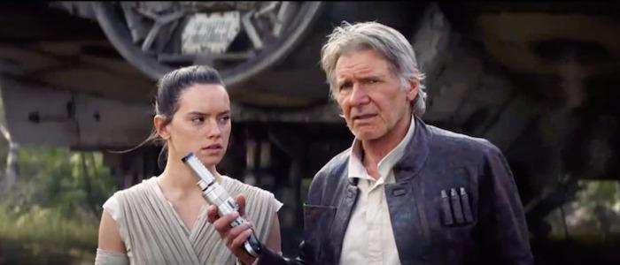 new star wars footage