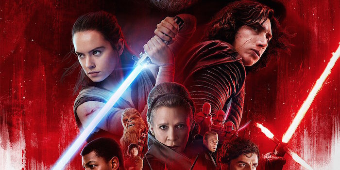 star wars the last jedi poster
