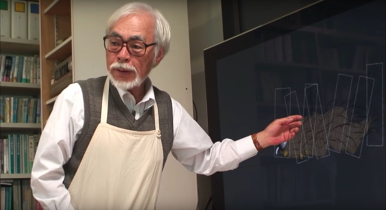 never-ending man hayao miyazaki clip