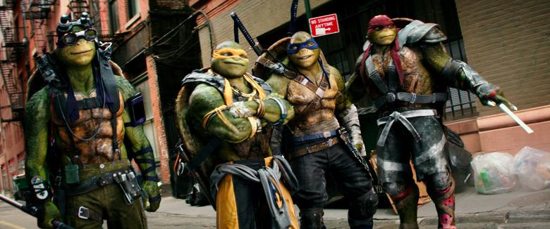 New Teenage Mutant Ninja Turtles Movie