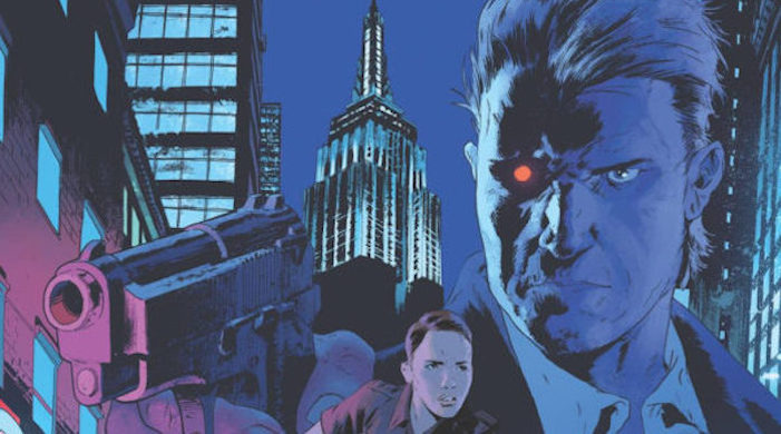 new terminator comic