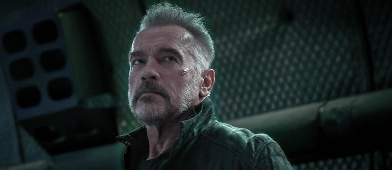 Terminator Dark Fate Photos