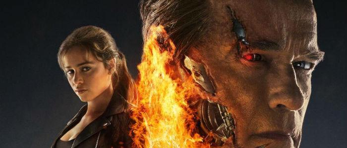 Terminator Genisys poster header