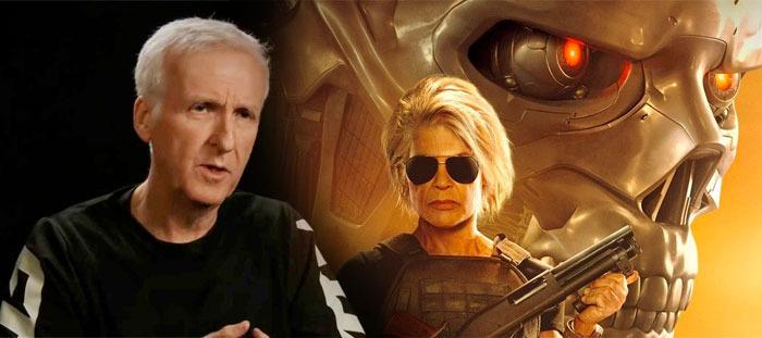 James Cameron - New Terminator Trilogy