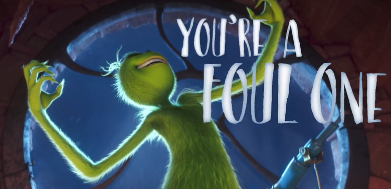 New Grinch Song